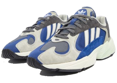 basket_adidas_yung_1_gris_bleu_blanc