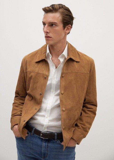 tenue automne homme