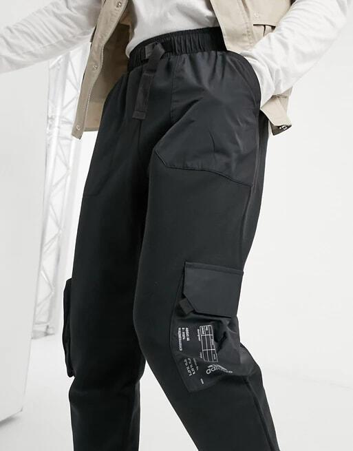 tenue pantalon cargo homme