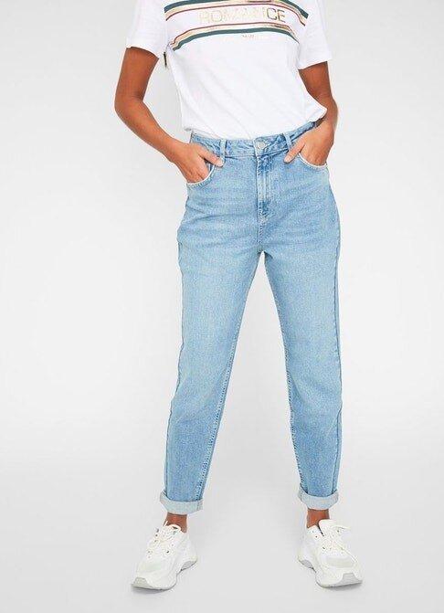 tenue perfecto jean mom