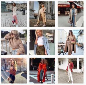 fil d'actualité instagram guidelookwomen