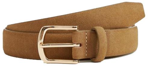 ceinture-pour-homme-fine-imitation-daim-boucle-doree