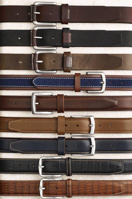 ceintures-cuir-pour-homme