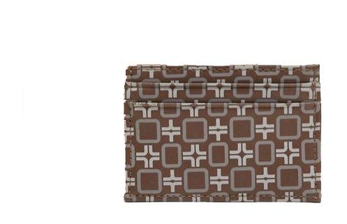 porte-carte-similicuir-pour-homme-motif-geometrique-marron