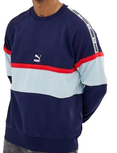 sweat_shirt_puma_bleu_marine_gris