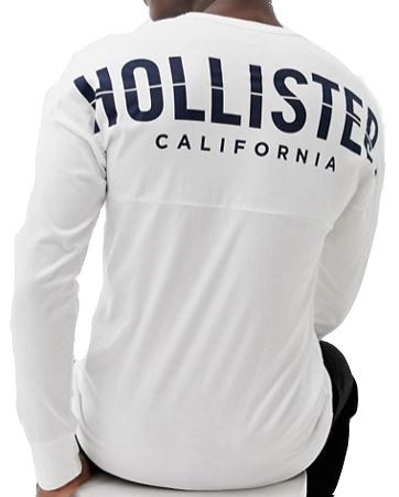 tee_shirt_hollister_blanc_inscription_dos