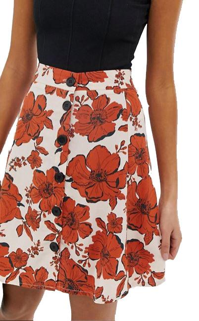 jupe-boutonee-motifs-fleurs