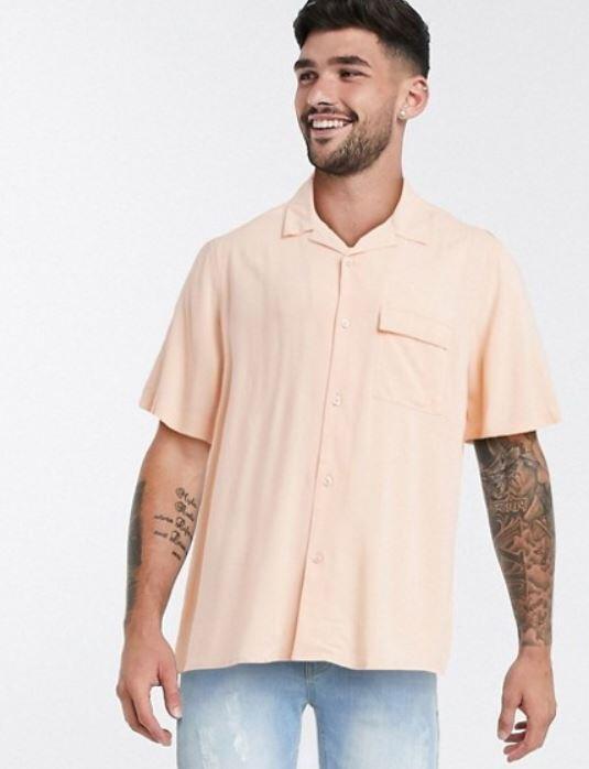 chemise tendance homme