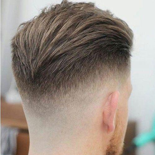 coiffure-homme-2019-cheveux-en-arriere