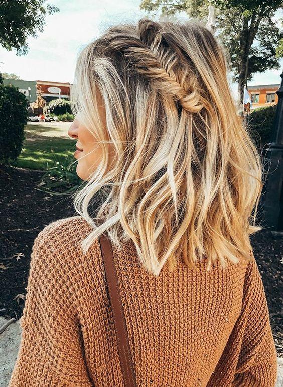 idée coiffure Été 2019 : coupes tendances pour femme