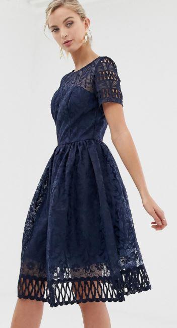 robe-dentelle-avec-mancherons-bleu-marine