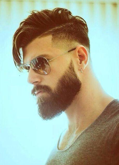 barbe-contours-droits