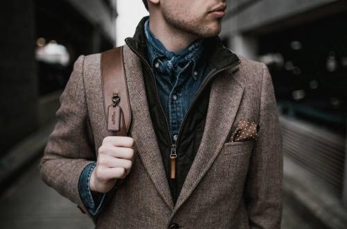 bien s'habiller en automne homme