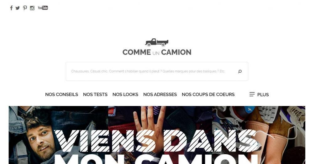 blog de mode pour homme