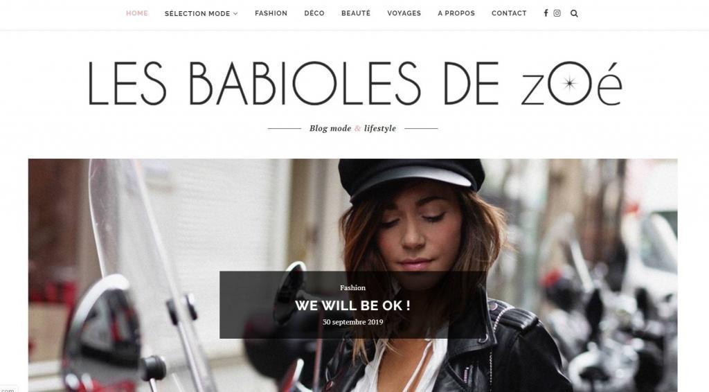 blog de mode pour femme