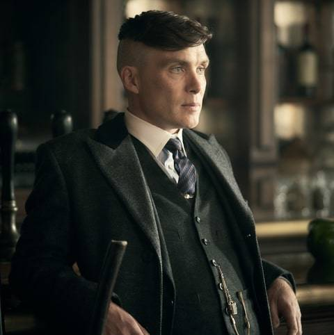 coupe de cheveux peaky blinders tommy shelby