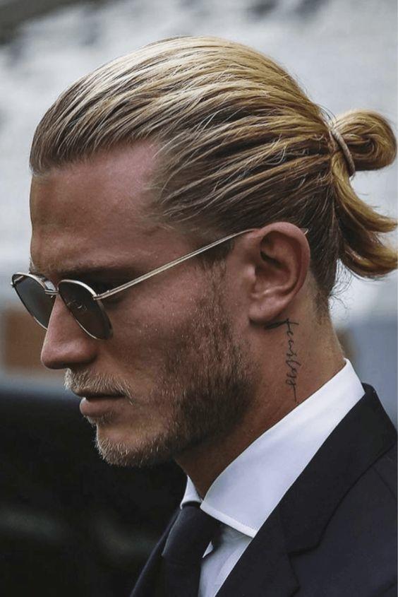 coupe de cheveux long pour homme