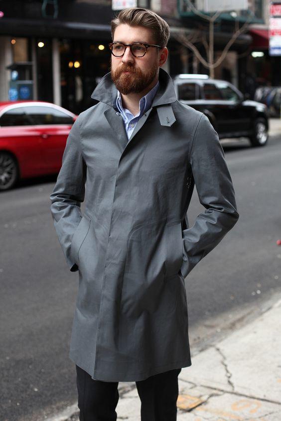 comment bien s'habiller en hiver veste imperméable