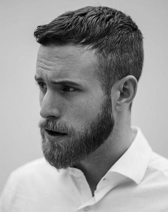 style de barbe pour homme