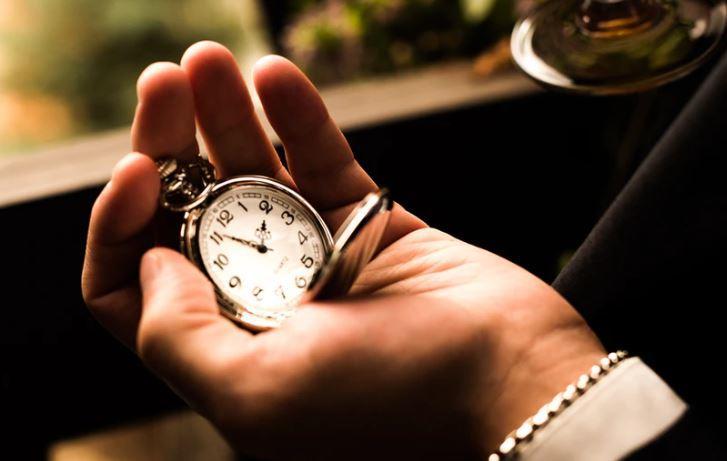 montre à gousset pour homme