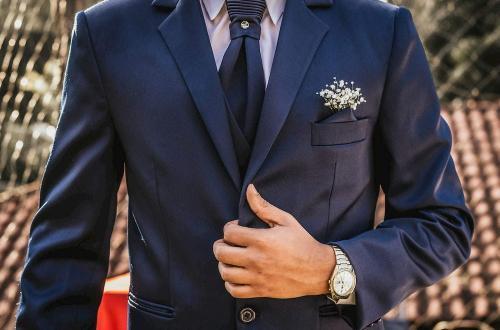 choisir la couleur de son costume pour homme