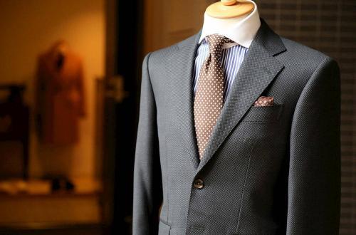 comment choisir costume sur mesure homme