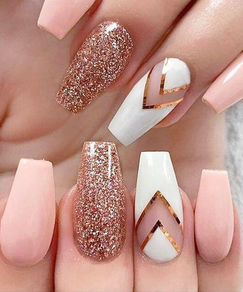 nail art été