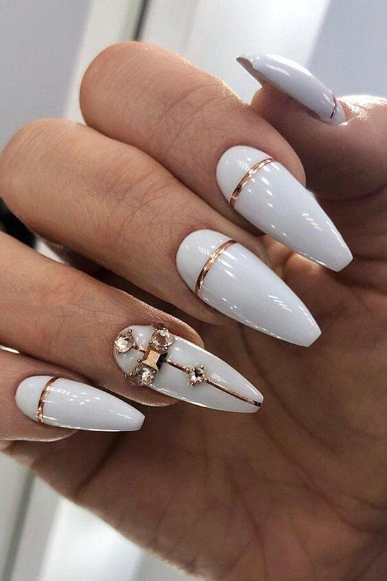 nail art été tendance