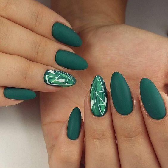 idée nail art tendance