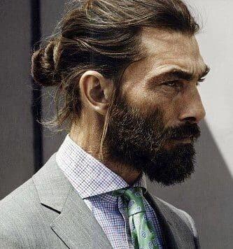 coupe cheveux long pour homme