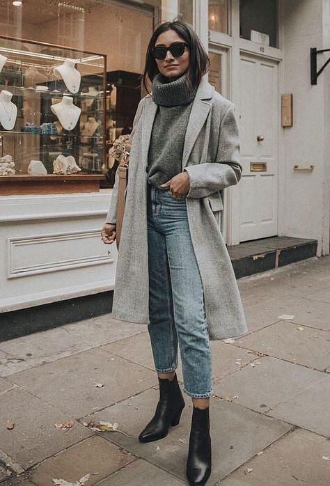 look casual chic