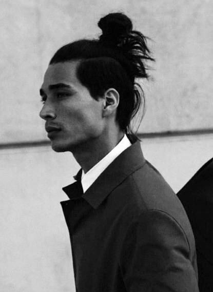 coiffure samourai