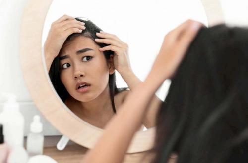 extension de cheveux pour femme