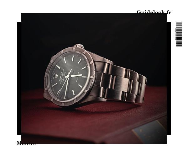 acheter montre de luxe