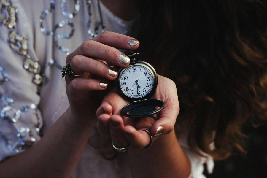 choisir une montre à gousset