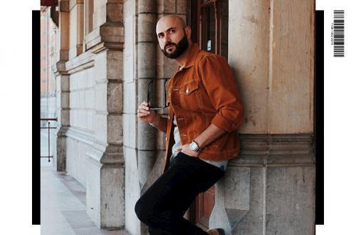 veste homme tendance