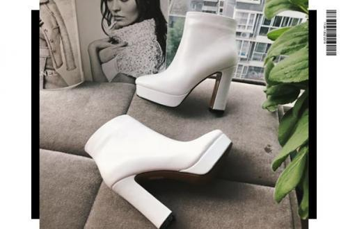tendance chaussure printemps été 2021