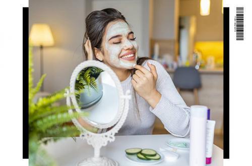 routine soins visage