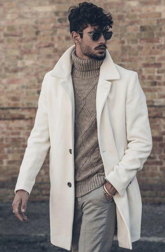 style vestimentaire homme casual chic