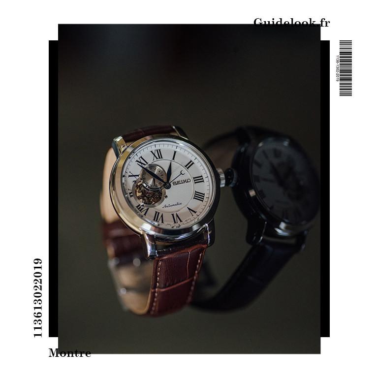 choisir une montre mécanique