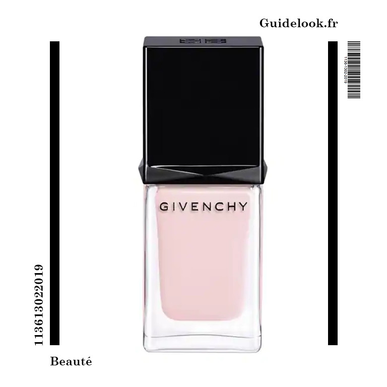vernis nude givenchy
