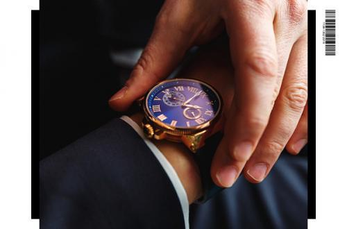 montre de luxe homme