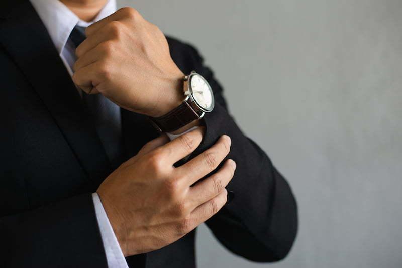 montre de luxe omega