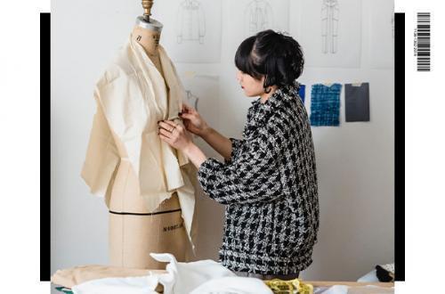 customiser vêtement femme